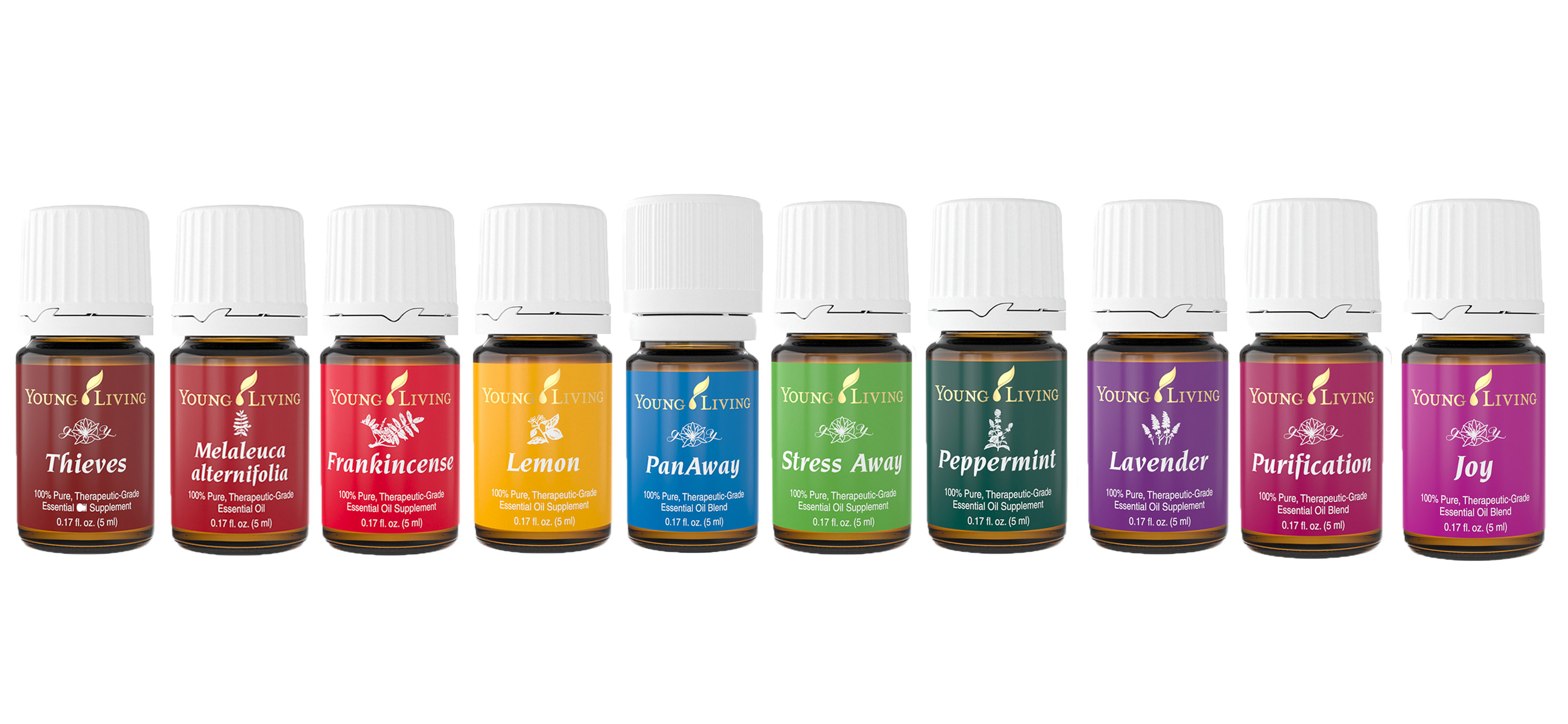 Health Food Store Essential Oils